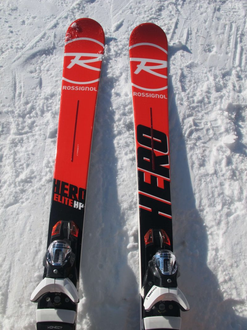 Rossignol Hero Elite Hp Test 4 Outside