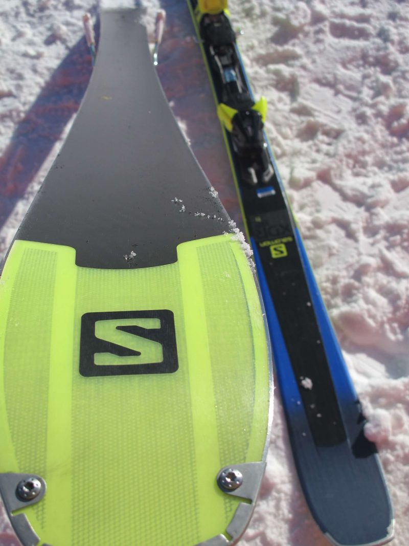 outlet on sale amazing price new arrivals Salomon XDR 80 Ti - Test 4 Outside