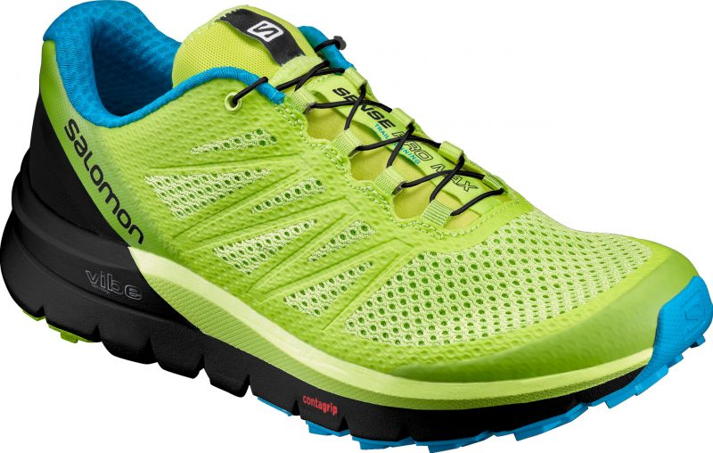 Salomon Sense Pro Max Test 4 Outside