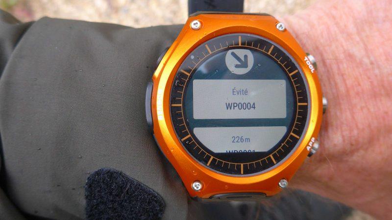 CASIO SMART FD10 Test 4 Outside 21Kka