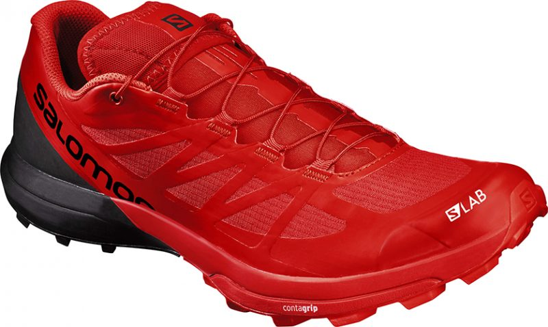 Salomon SLab Sense 6 SG Test 4 Outside