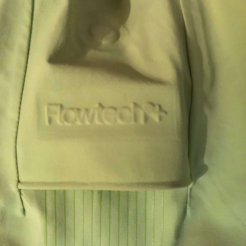 Salomon Whitefrost Flowtec jkt Test 4 Outside