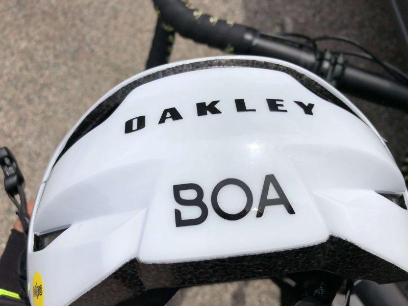 Oakley AR03 Test 4 Outside