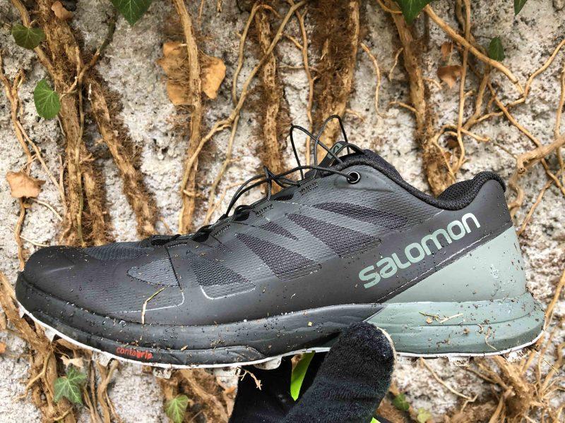 Salomon Sense Pro 3 Test 4 Outside