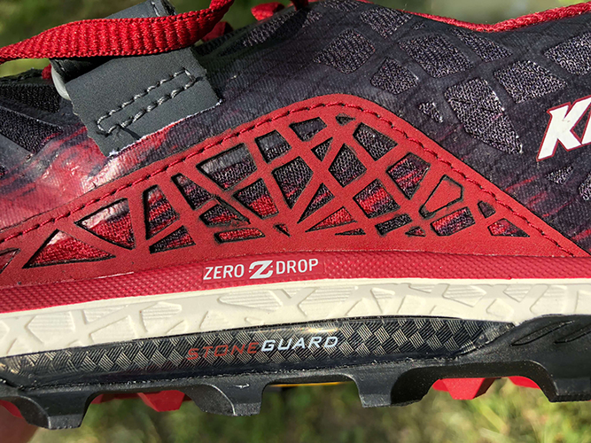 Altra King MT 1.5 - Test 4 Outside