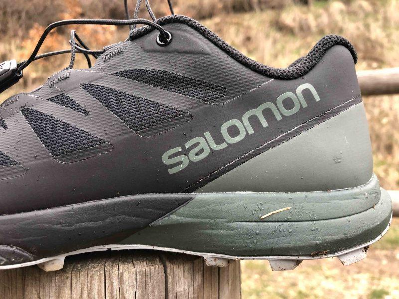 Salomon Sense Pro 3 - Test 4 Outside
