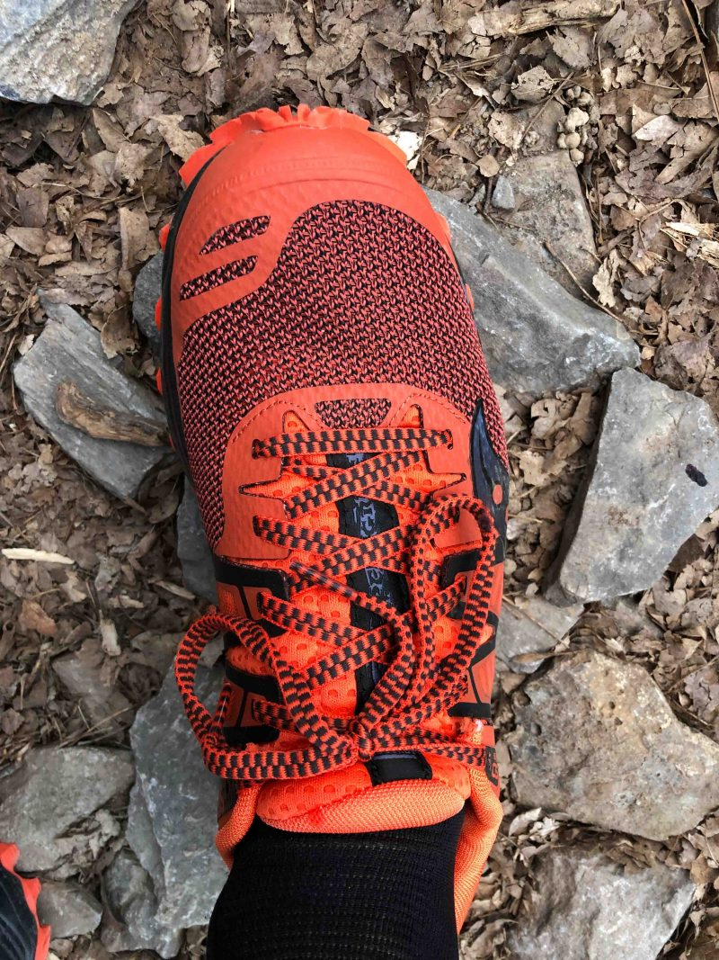 Saucony Peregrine ISO - Test 4 Outside