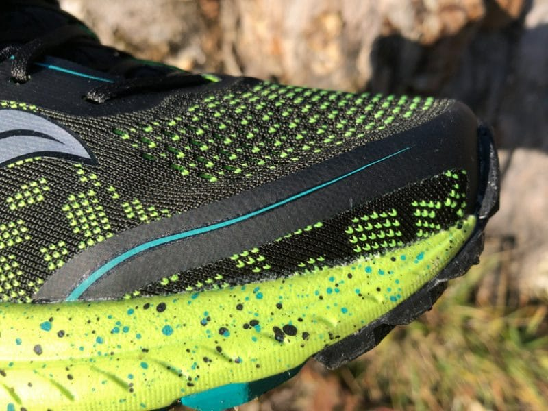 SAUCONY Guide ISO 2 TR - Test 4 Outside